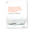 What the <em>Document</em> <em>Management</em> System Revolution Means for Your Business
