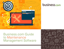 Guide to Maintenance Management <em>Software</em>
