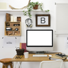 How to Design a <em>Home</em> Workspace for the New Year