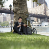 Why Folding Bikes Will Soon Take Over Cubicle <em>Farms</em>