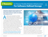 3 Reasons to Choose Flexible Modular Infrastructure for Software-Designed Storage