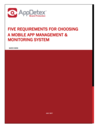 Five Requirements for Choosing a Mobile App Management and <em>Monitoring</em> System